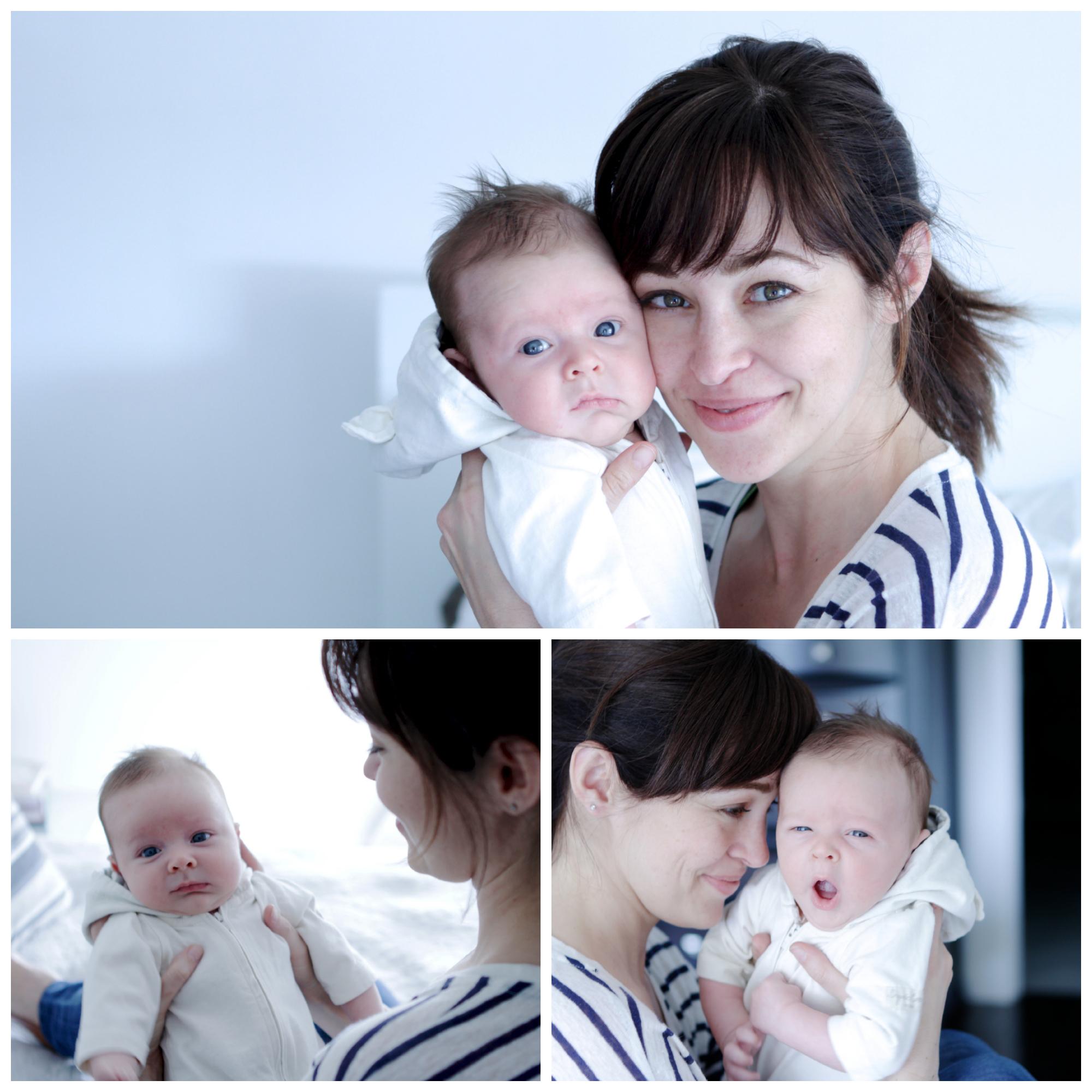Photo of Autumn Reeser  & her Son  Dash Warren